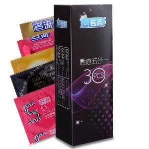 Condoms & Lubricants